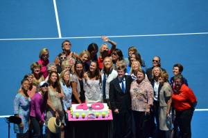 40th Anniversary of the WTA