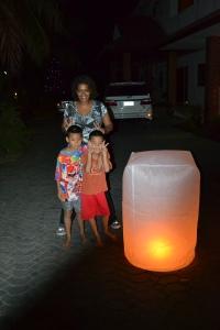 The lantern