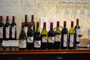 The d'Arenberg wines