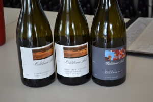 Range of chardonnays tried