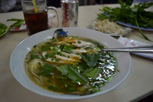 Pho Anh from Phi Hua on Pasteur Street